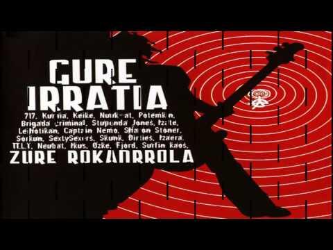 Gure Irratia Zure Rokanrrola(Full Album)
