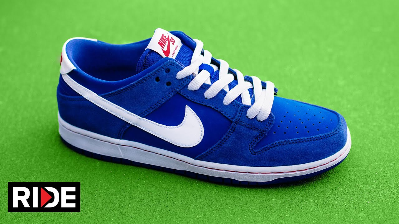 Nike SB Ishod Wair Dunk - Shoe Review & Wear Test - YouTube