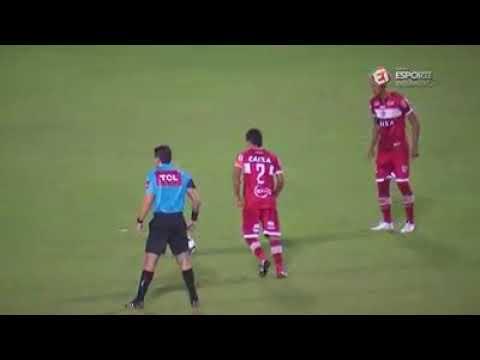 CRB 2 X 1 Treze - Gols e Melhores Momentos- Copa do Nordeste 2018.