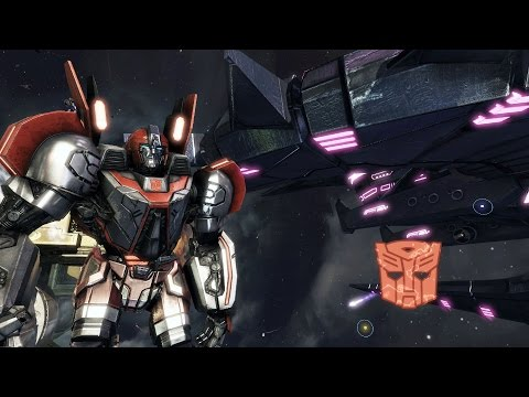Transformers: Fall Of Cybertron - Chapter 13: Till All Are One (Jetfire)