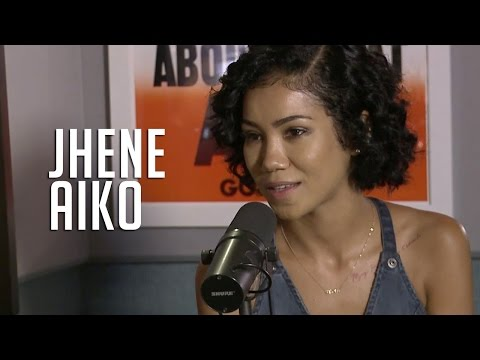 Jhene Aiko says she has a boyfriend and its not Drake or Gambino