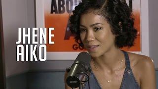 Jhene Aiko discusses her love life... but it does not involve Drake...