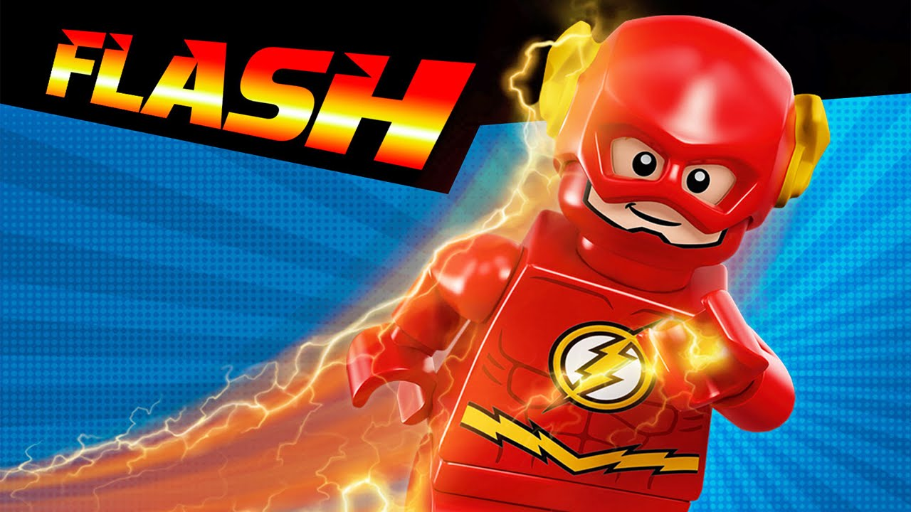 LEGO Batman 3: Beyond Gotham Flash Gameplay- 1080p HD ...