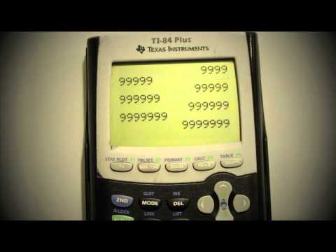Calculator Musical Animation