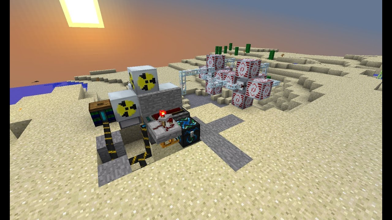 20+ Minecraft Fluid Nuclear Reactor Setup Pictures and Ideas on Meta