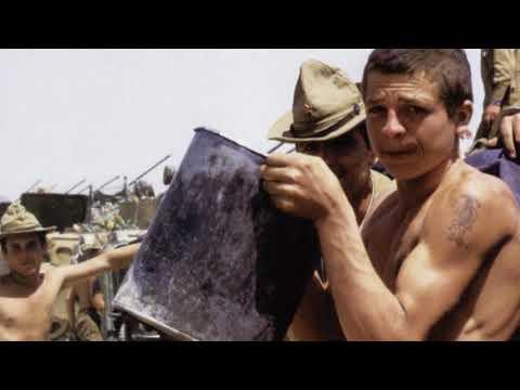 Быт и Питание Советских Солдат и Офицеров в Афганистане (1979-1989)
