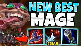 BETTER THAN XERATH?! ZIGGS IS MY NEW MAIN? (INCREDIBLE BUFFS) - League of Legends