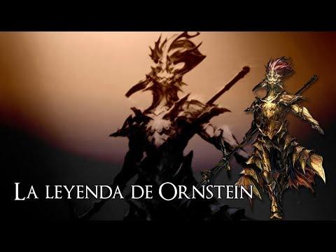 Historia Completa: De Leyenda a Dragón, Ornstein, el León | Zanoth