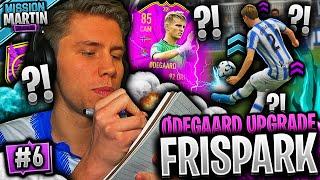 FRISPARK PERLE fra MARTIN ØDEGAARD under UPGRADE JAKTEN!! 🔓🔥 (MISSION MARTIN RELOADED) #6