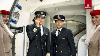 Welcome aboard our PSG flight | Emirates Airline