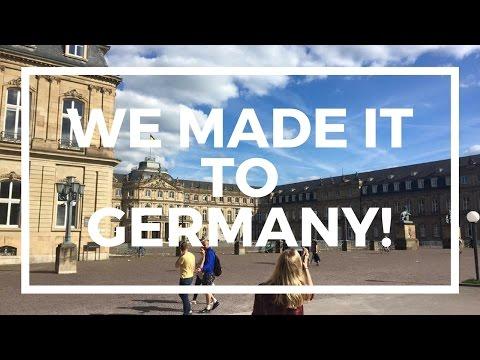 Europe 2017 Vlog #2: We have arrived in Germany