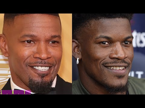 Jamie Foxx Is Jimmy Butler S Father Allegedly Shocking Details Youtube