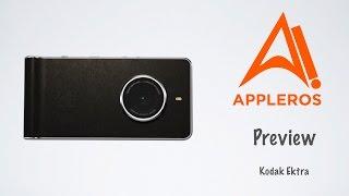 Kodak Ektra, preview en español