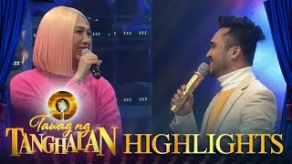 Tawag ng Tanghalan: Vice is impressed with Emil Sinagpulo's performance