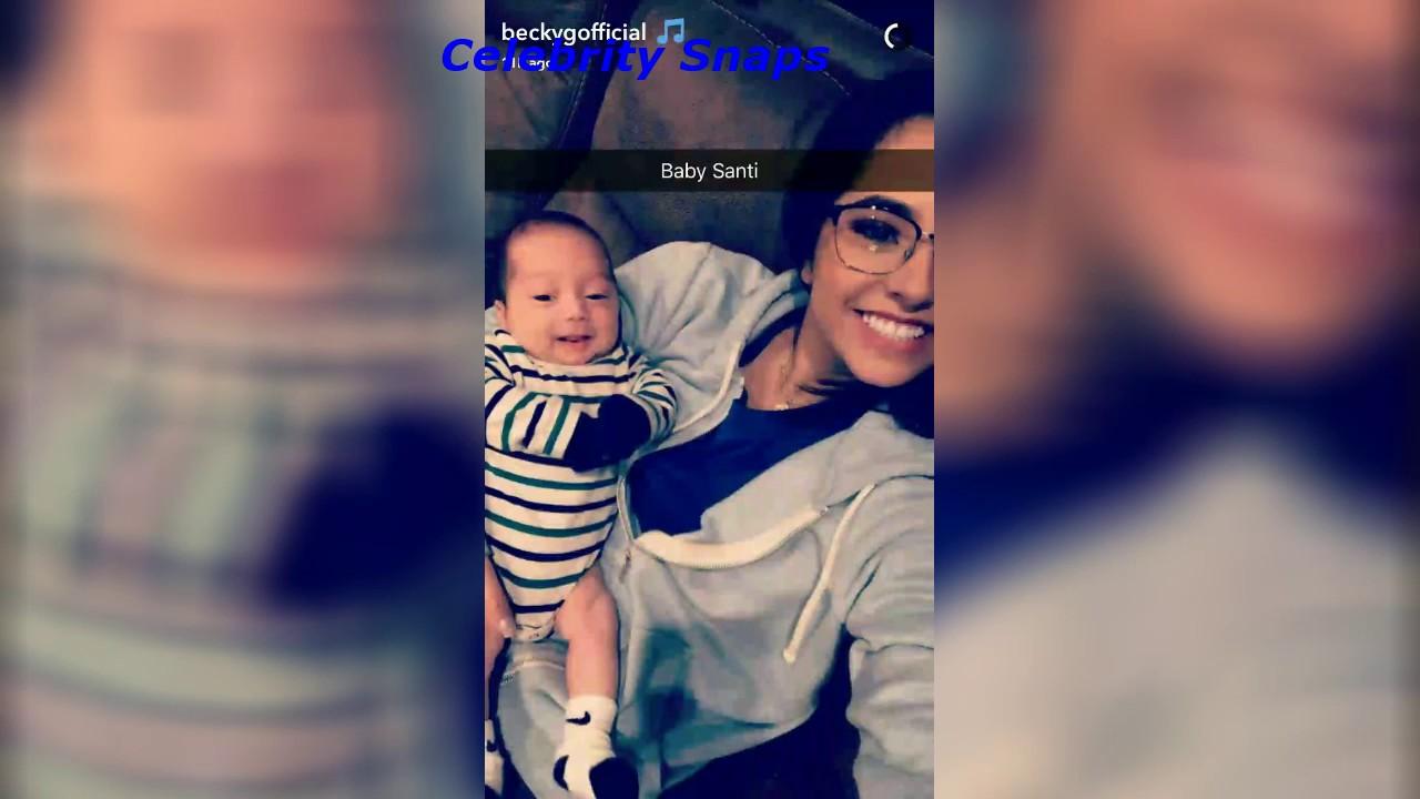 Becky G Snapchat Stories January 22th 2017 | Celebrity ...
