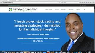 Trading Stocks Made Easy  EP# 15 Setting Financial Goals