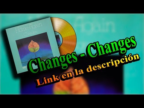 Changes - Home Again [Full album] + Link