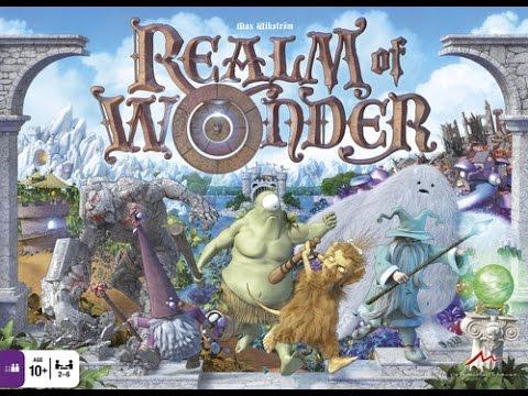 Realm of Wonder - видео представяне от BigBoxTyr