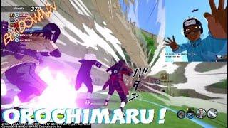 OROCHIMARU! Forbidden Jutsu Master! Naruto to Boruto: Shinobi Striker - Online Multiplayer