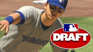 THE FIRST OVERALL PICK IN THE MLB DRAFT! MLB The Show 18 Road To The Show