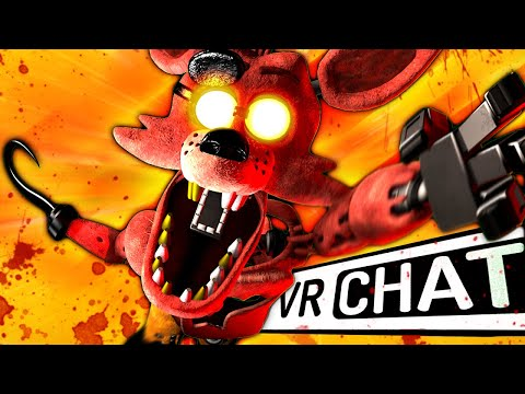 FOXY Makes People LAUGH in VRCHAT!!!