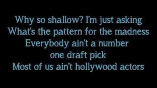 B.o.B ft. Taylor Swift - Both of Us (Lyrics)