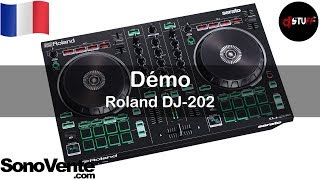 Roland DJ-202 ( English in description )
