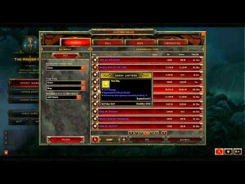 Diablo 3 Beta Patch 6 Ring of Wounding 3-12 Damage!