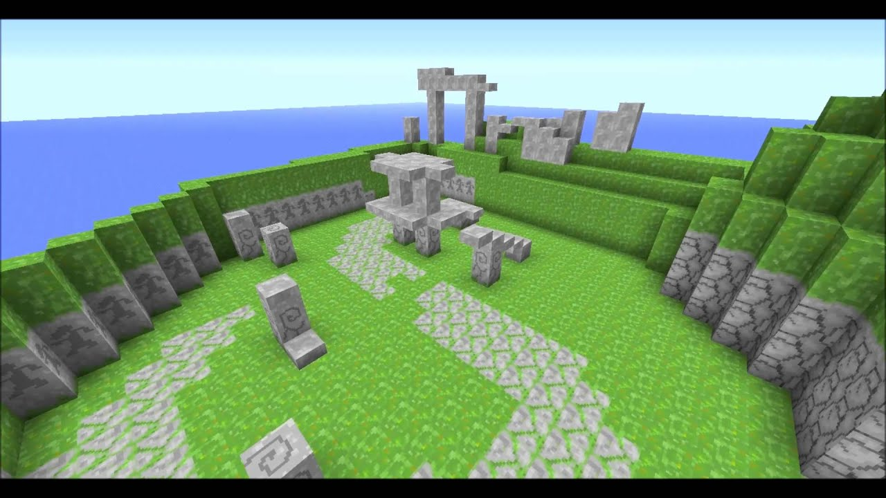 Rayman in Minecraft  The Land of the Livid Dead  Update  YouTube