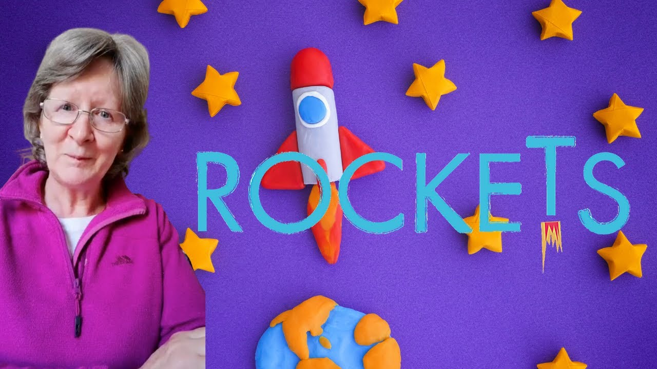 Rockets story with Pam | 19.4.20