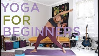 30-Minute Yoga Sequence for Total Beginners