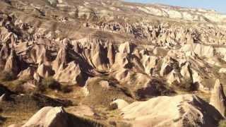 Entering Ürgüp (Cappadocia)
