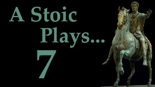Gambar cover A Stoic Plays - 7 - Satellite Reign