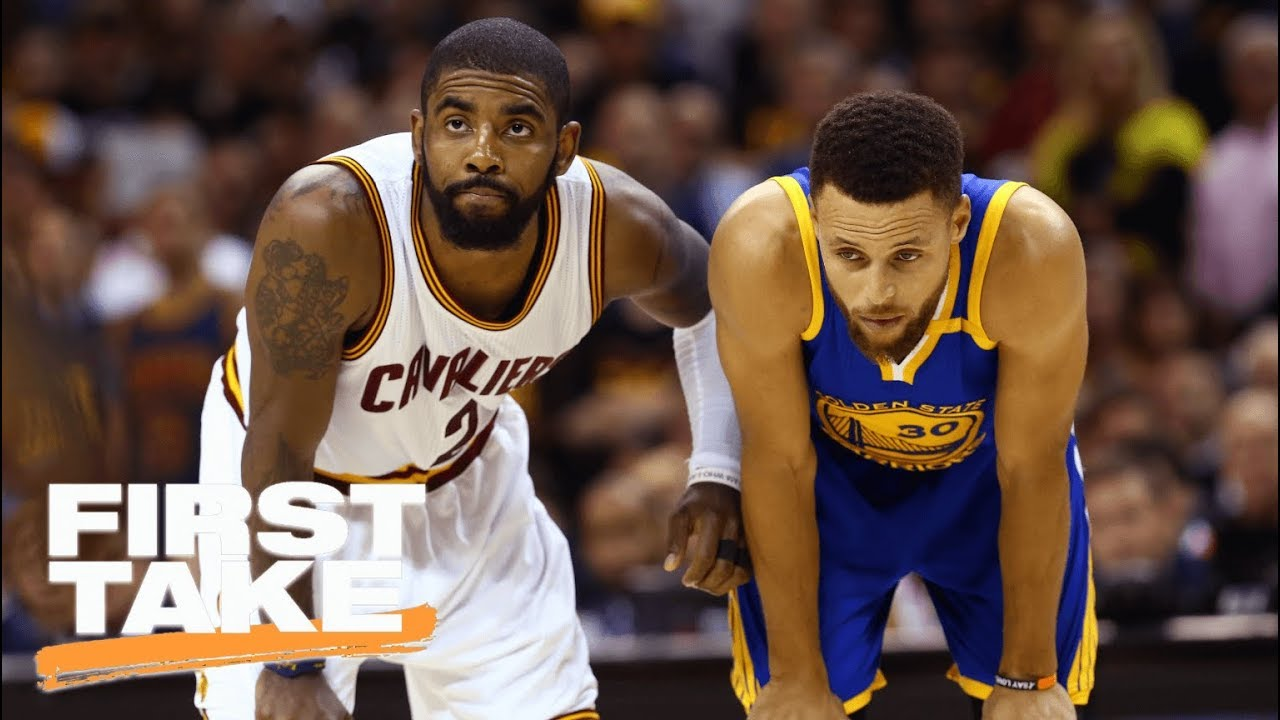 17c6d82d3ed0 Kyrie Irving Laughing At Steph Curry Making Fun Of LeBron James Is A Big  Deal