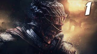 Dark Souls 3 Rage Play Part 1 - FLAWLESS FIRST BOSS?