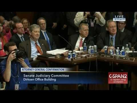 Senate Judiciary Committee Votes Along Party Lines to Approve Sessions Nomination