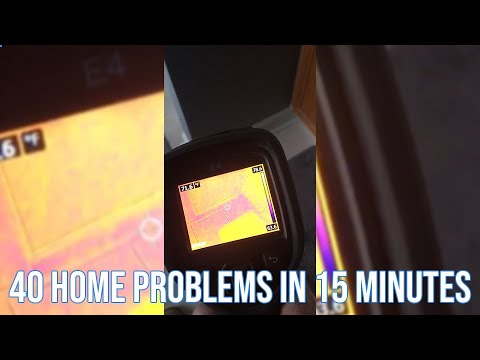 40 Home Problems in 15 Minutes