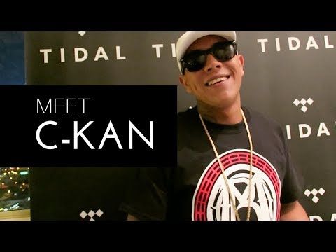 C-Kan Interview in Las Vegas | Billboard Latin Music Awards