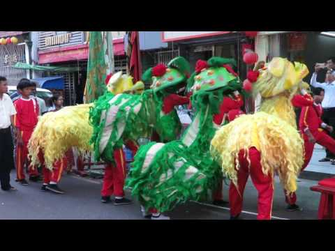 Miss Maps - Chinese New Year 2017 - Yangon, Myanmar - www.MissMaps.com
