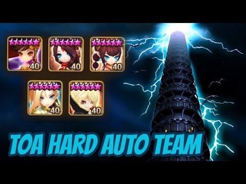 Download Toa Hard Auto Team Jeanne| Shaina & Maruna| Chasun| Verdehille - Summoners War