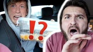 WE FOUND THIS LIVING IN HER CAR!