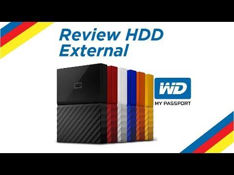 #Review WD Passport 1tb bahasa indonesia
