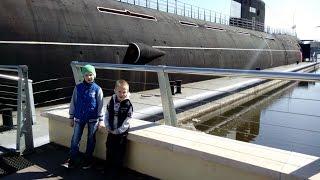 видео Лодка музей в тушино