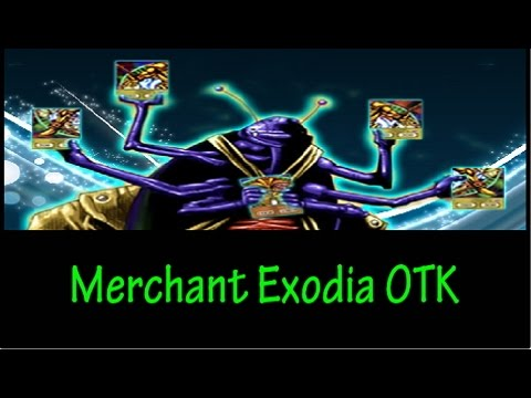 YGOPRO - Merchant Exodia OTK