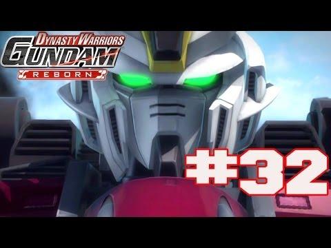 Dynasty Warriors: Gundam Reborn - English Walkthrough Part 32 Mobile Suit Gundam Seed Destiny [HD]