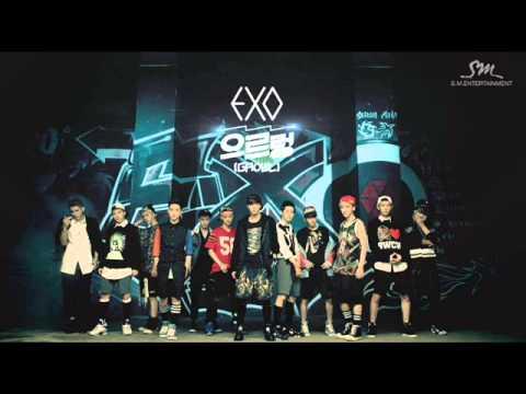 EXO - 으르렁 (Growl) (Korean ver.) [MV Rip]