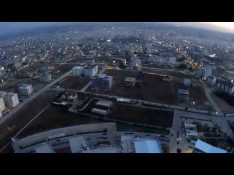 Kilis 7 Aralık Üniversitesi Kuşbakışı Uçuş