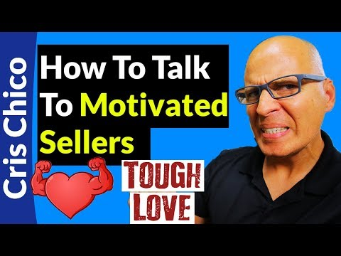 How to Talk to Motivated Sellers - Student Call (Tough Love)