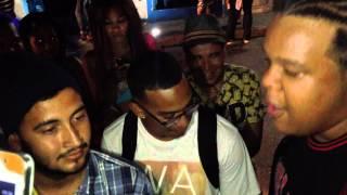 Akapellah freestyle Cartagena Colombia