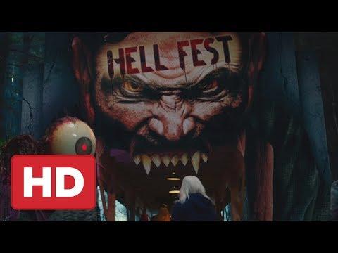 Hell Fest - Trailer #1 (2018)  Amy Forsyth, Reign Edwards, Bex Taylor-Klaus
